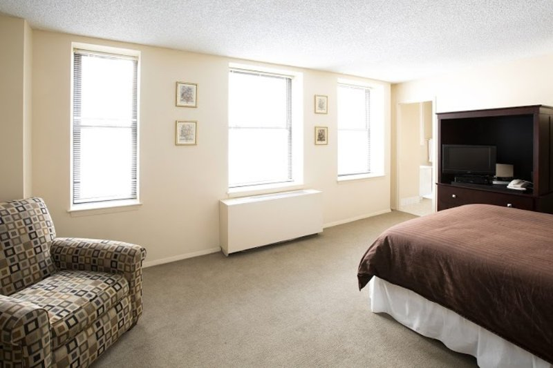 Furnished Studio Apartment at 7th Ave & W 51st St New York - Image 1 - New York City - rentals