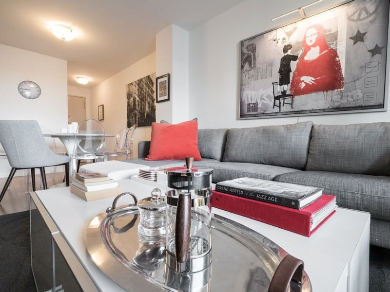 Furnished 3-Bedroom Apartment at Columbus Ave & W 100th St New York - Image 1 - New York City - rentals
