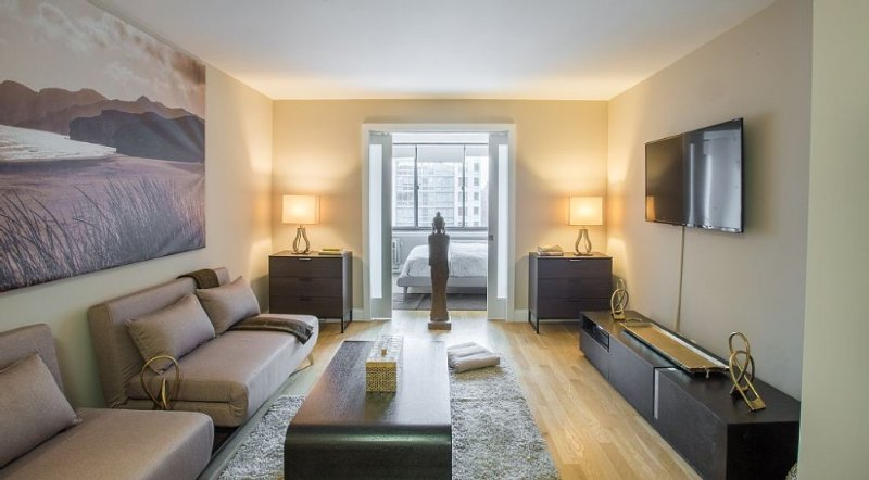 Furnished 1-Bedroom Apartment at Columbus Ave & W 100th St New York - Image 1 - New York City - rentals