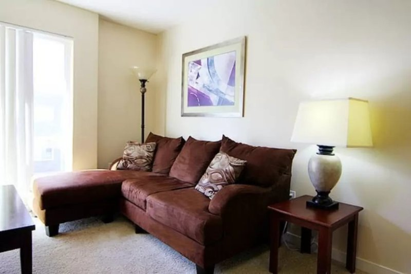 Furnished Studio Apartment at 106th Ave NE & NE 10th St Bellevue - Image 1 - Bellevue - rentals