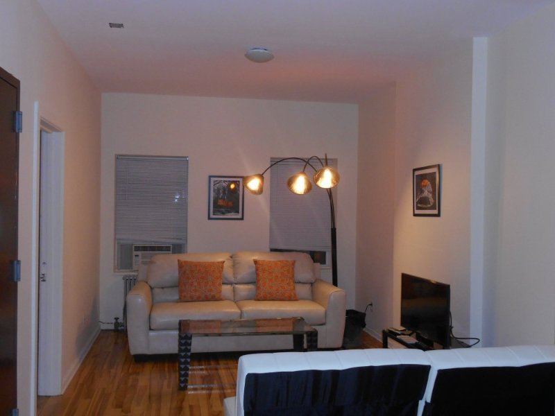 Furnished 4-Bedroom Townhouse at Rockaway Ave & Sumpter St Brooklyn - Image 1 - West Stockholm - rentals