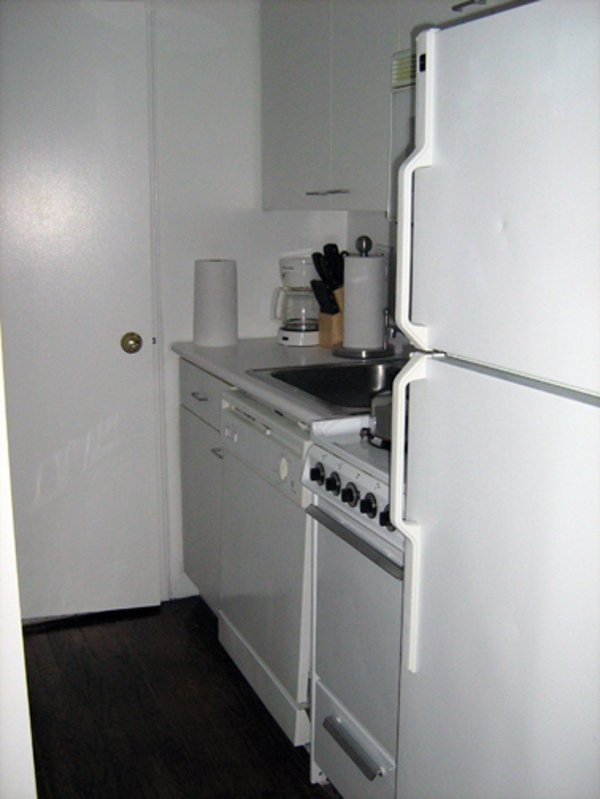 Furnished Studio Apartment at 8th Ave & W 15th St New York - Image 1 - New York City - rentals