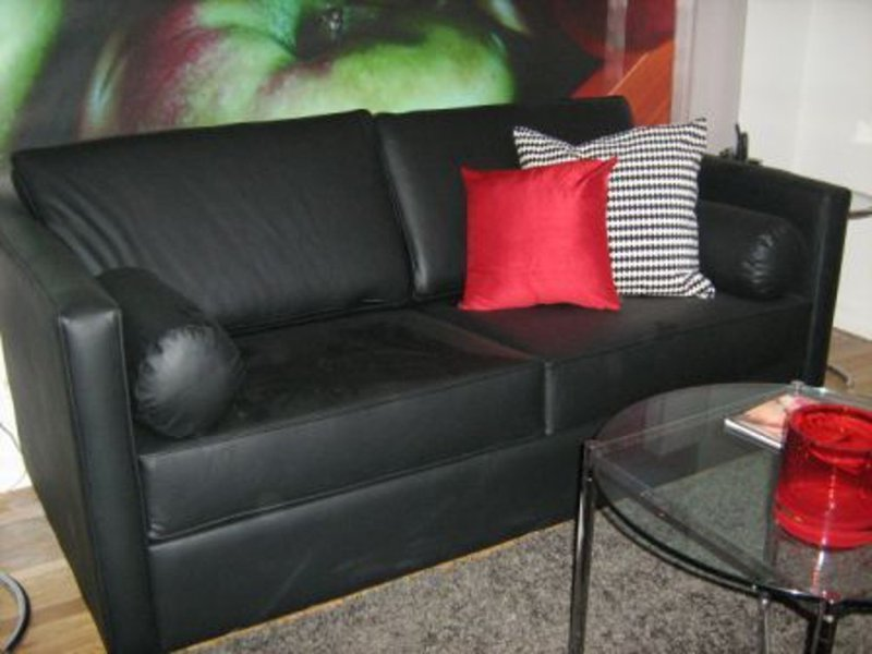 Furnished 1-Bedroom Apartment at 7th Ave & W 15th St New York - Image 1 - New York City - rentals