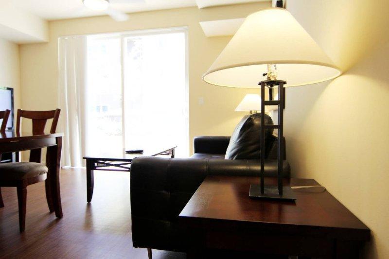 Furnished Studio Apartment at Bellevue Way NE & NE 10th St Bellevue - Image 1 - Bellevue - rentals