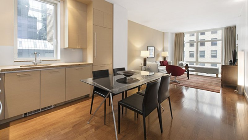 Furnished 1-Bedroom Apartment at Broadway & W 49th St New York - Image 1 - New York City - rentals