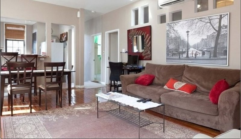Furnished 3-Bedroom Apartment at 29th St & 39th Ave Queens - Image 1 - New York City - rentals