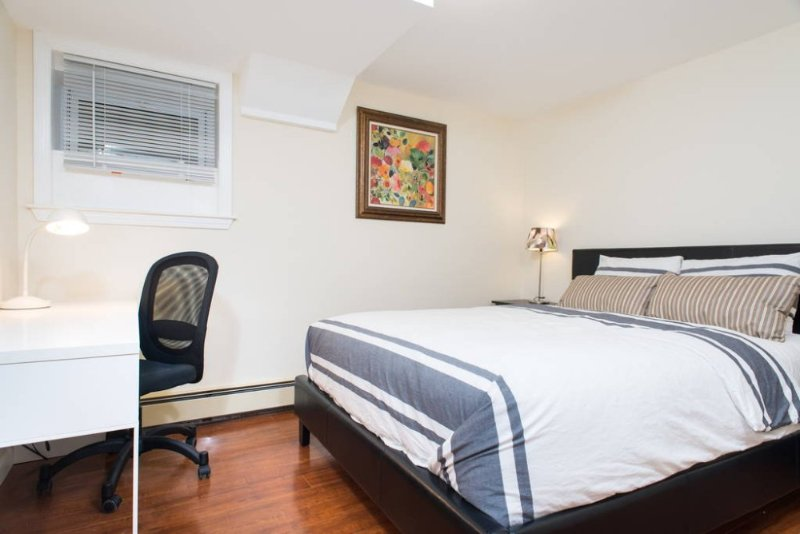 Furnished 2-Bedroom Apartment at Commonwealth Avenue & Chiswick Rd Boston - Image 1 - Boston - rentals