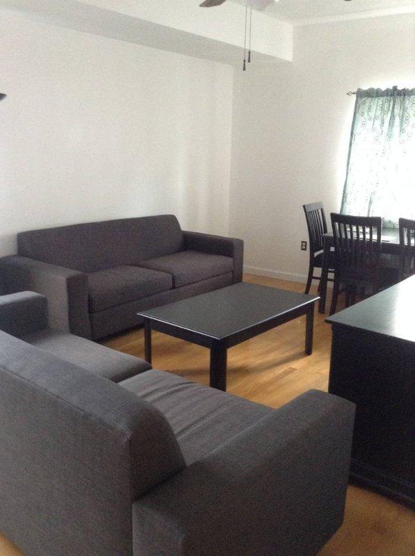 Furnished 2-Bedroom Apartment at Bunker Hill St & Polk St Boston - Image 1 - Boston - rentals