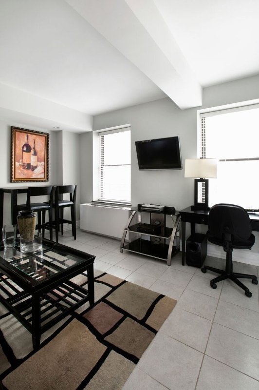 Furnished 1-Bedroom Apartment at Ave of the Americas & W 49th St New York - Image 1 - New York City - rentals