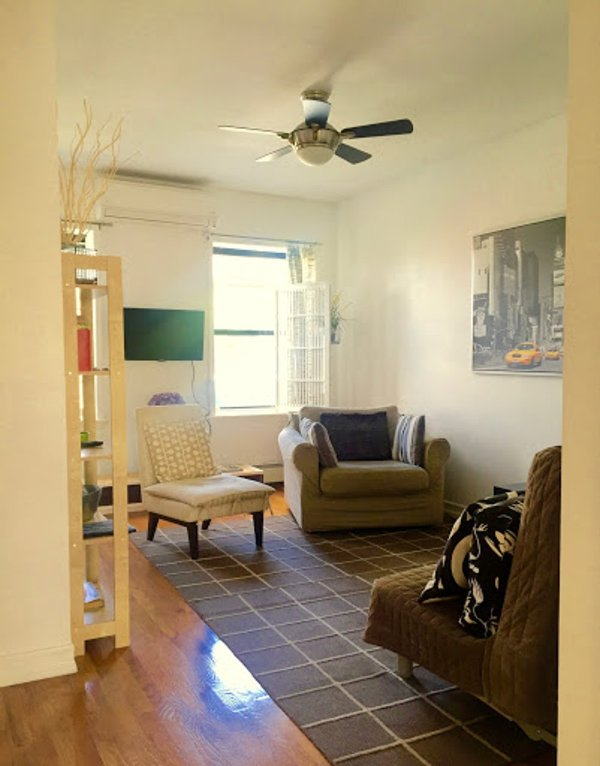 Furnished 2-Bedroom Apartment at Jefferson Ave & Franklin Ave Brooklyn - Image 1 - New York City - rentals