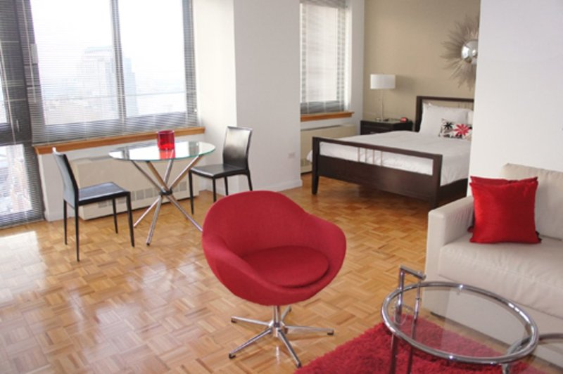 Furnished Studio Apartment at Broadway & Duane St New York - Image 1 - New York City - rentals