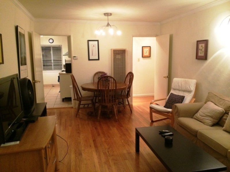 Furnished 2-Bedroom Apartment at Castro St & Victor Way Mountain View - Image 1 - Mountain View - rentals