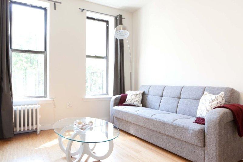 COMFORTABLE 1 BEDROOM APARTMENT - Image 1 - New York City - rentals