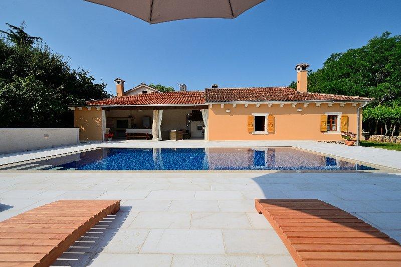 Beautifull traditional style villa - Image 1 - Sveti Petar u Sumi - rentals
