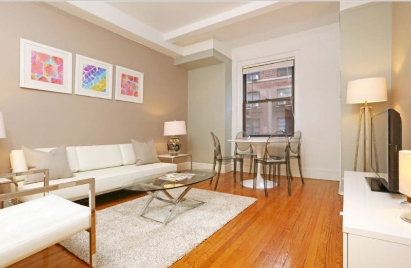 Elegant 1 Bedroom Apartment - 1 Block Away from Central Park - Image 1 - New York City - rentals