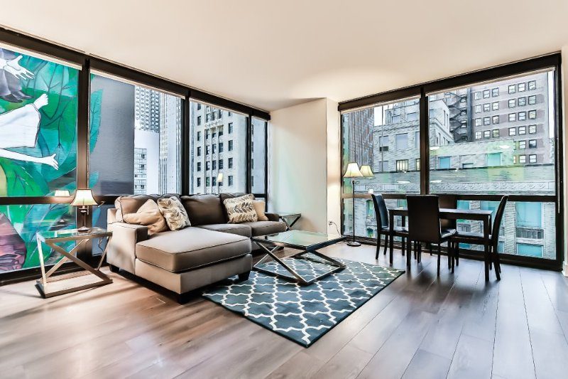 LUXURIOUS AND SPACIOUS 2 BEDROOM, 2 BATHROOM APARTMENT - Image 1 - Chicago - rentals
