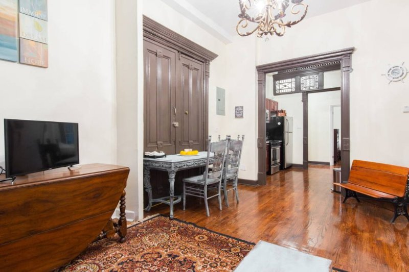 Spacious Private Brownstone Apt - Image 1 - New York City - rentals