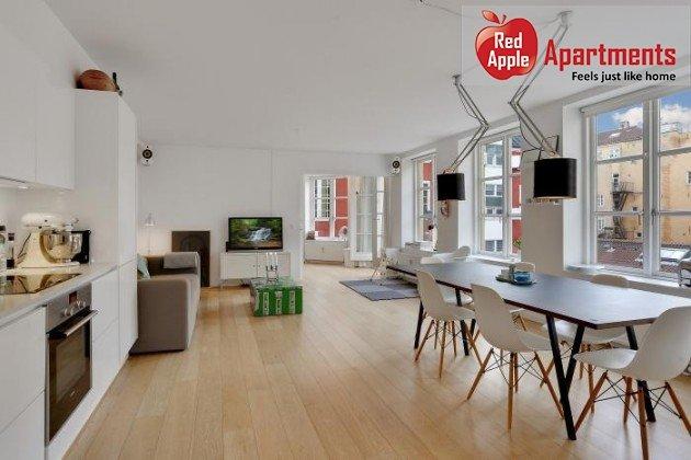 Peacefully Retreated In Heart Of Copenhagen - 7465 - Image 1 - Copenhagen - rentals
