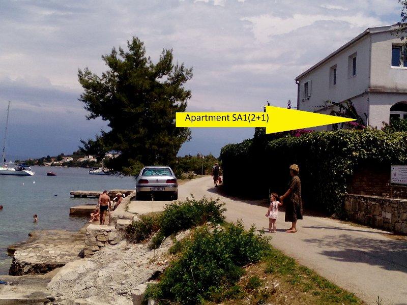 house - 8007  SA1(2+1) - Necujam - Necujam - rentals