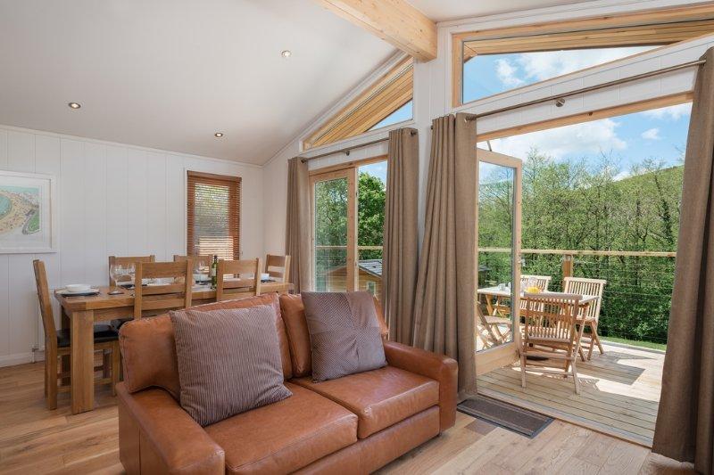 6 Hedgerow located in Lanreath, Cornwall - Image 1 - Lanreath - rentals