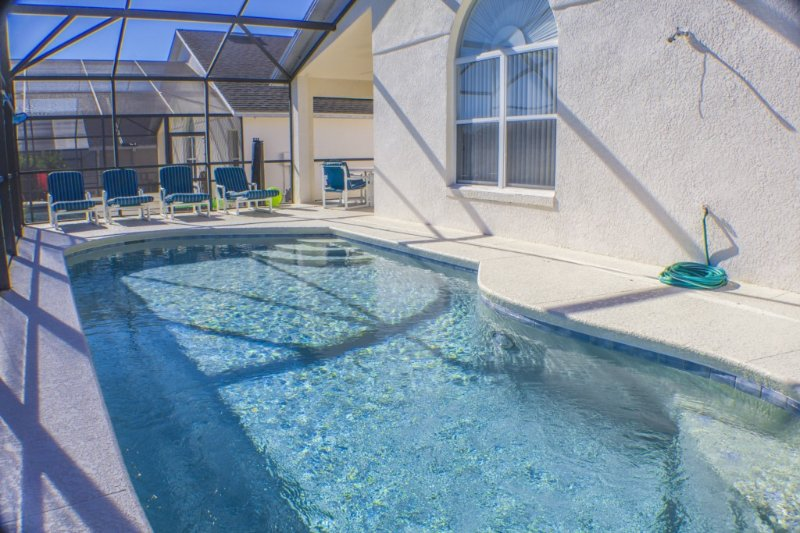 The Gorgeous Private Pool - AWESOME 3 Bed Pool Villa With Games Room and Free Wifi  on Gated Community - Davenport - rentals