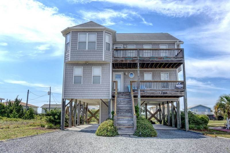 TOPS'L TURVEY - Image 1 - Topsail Beach - rentals