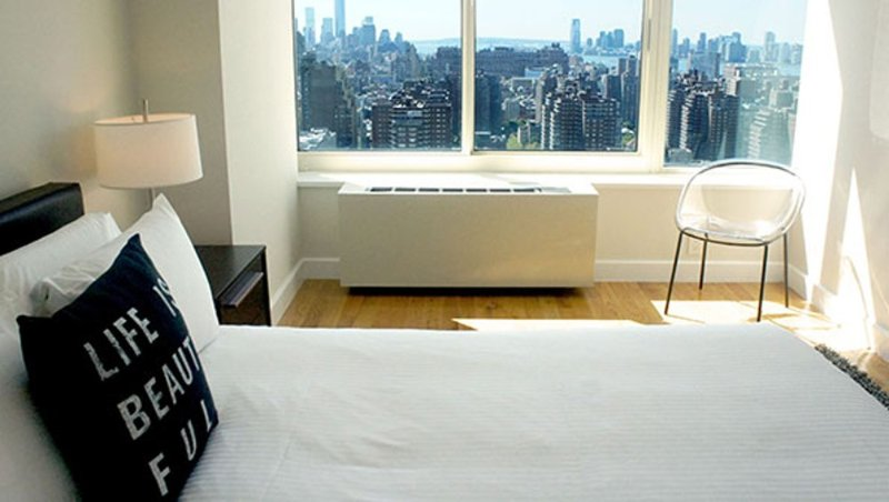 Furnished Studio Apartment at W 34th St & Eighth Ave New York - Image 1 - Weehawken - rentals