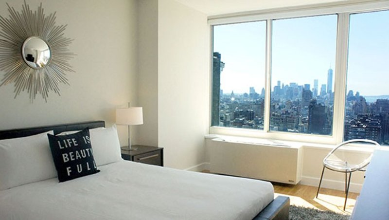 Furnished 1-Bedroom Apartment at 8th Ave & Muhammad Ali Way New York - Image 1 - New York City - rentals