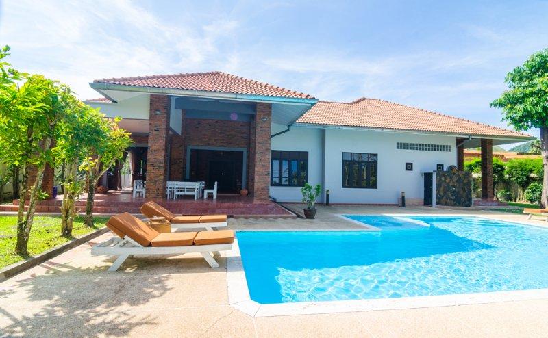 Baan Oriental, Chic Pool Villa in Ao Nang, Krabi - Image 1 - Ao Nang - rentals
