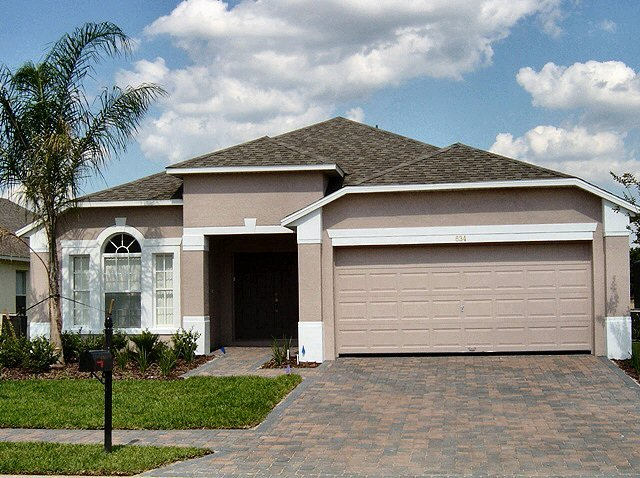 5 Br house closed to Disney (#VHB1190) - Image 1 - Davenport - rentals