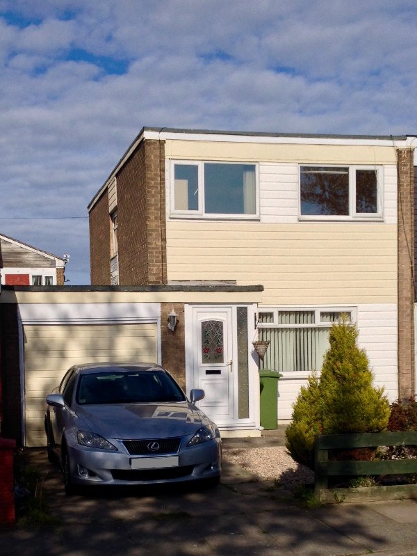 Exterior - Lovely 3-bedroom semi-detached holiday rental - South Shields - rentals