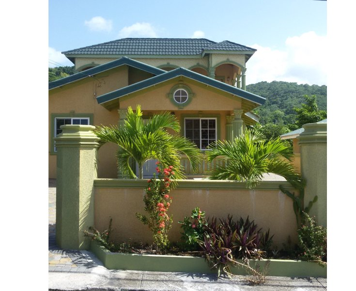 Perfect Place For 2 Couples. - Greenwich Gated House Community - Ocho Rios - rentals
