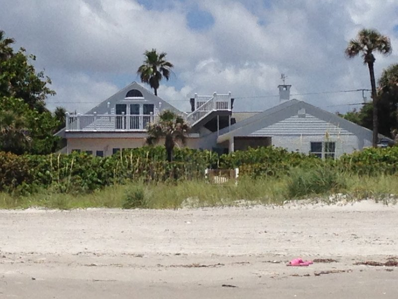 Historic 6,000 sq ft  Direct  Oceanfront Estate - Image 1 - Cocoa Beach - rentals