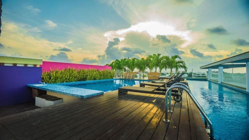 2 Bedroom Penthouse in the Center of Playa del Carmen - Image 1 - Riviera Maya - rentals