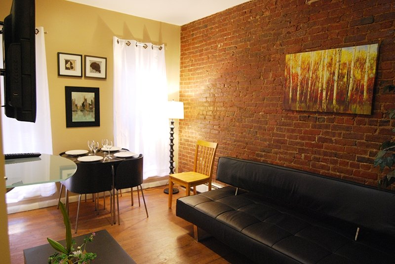 (8427) Urban 3 bedroom apartment in Midtown South - Image 1 - Manhattan - rentals