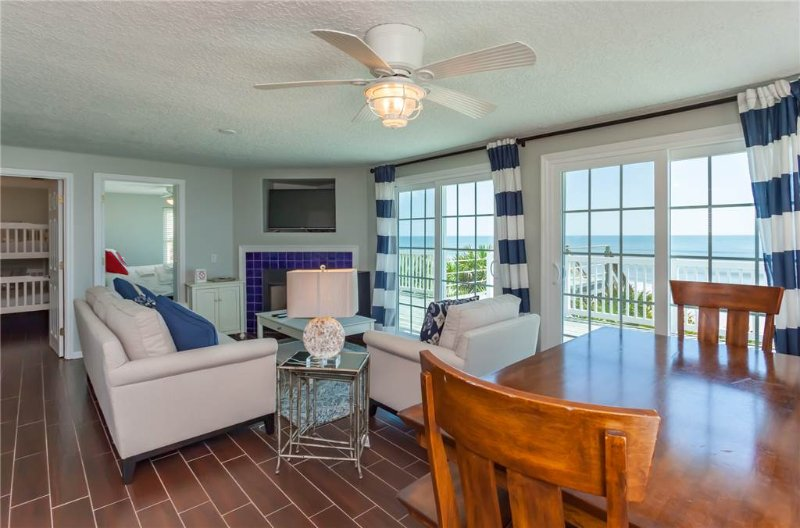 Serenity Beach House, 3 Bedroom Beach Front, Ponte Vedra - Image 1 - Ponte Vedra Beach - rentals