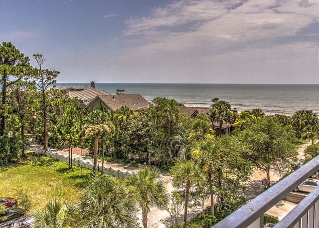 View - 2407 SeaCrest- Ocean Views. Availability 8/13, 8/20 & 8/27 weeks. - Hilton Head - rentals