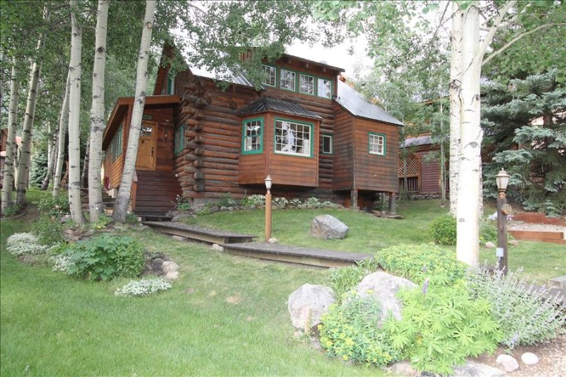 Charming 3 plus bedroom home on the West end of town. 5th night free Jan/Feb - Image 1 - Crested Butte - rentals