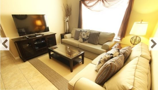 Oakwater Resort 2 Bedroom 2 Bath Townhome. 2755OD - Image 1 - Kissimmee - rentals