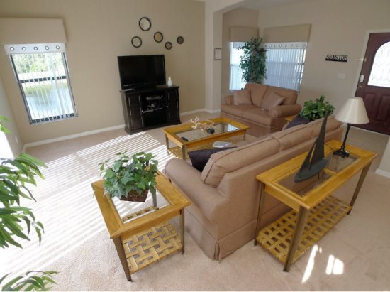 High Grove 4 Bedroom 2.5 Bath Pool Home. 16708LBL - Image 1 - Four Corners - rentals