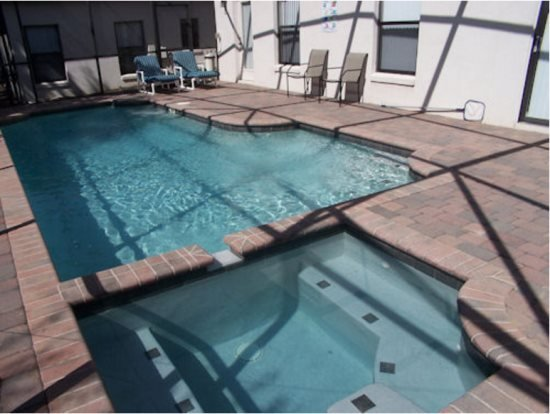 Disney Area 4 Bedroom 2.5 Bath Pool Home. 16718CBW - Image 1 - Four Corners - rentals