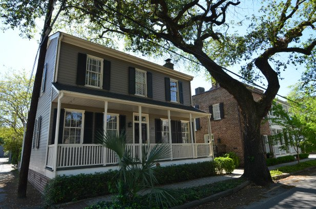 DD Williams House only 1 block from River Street! - DD Williams House of Historic Savannah SVR00476 - Savannah - rentals