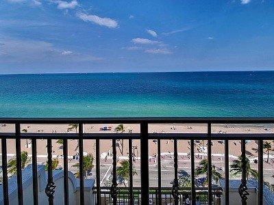 Oceanfront Studio At The Atlantic Hotel & Spa - Image 1 - Fort Lauderdale - rentals