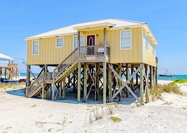 """Seascape"" on Gulf 