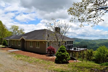 Welcome - Above it All - Boone - rentals