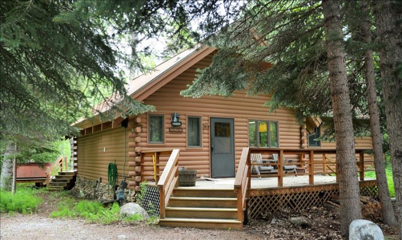 Uppa Creek Cabin - Image 1 - Red Lodge - rentals