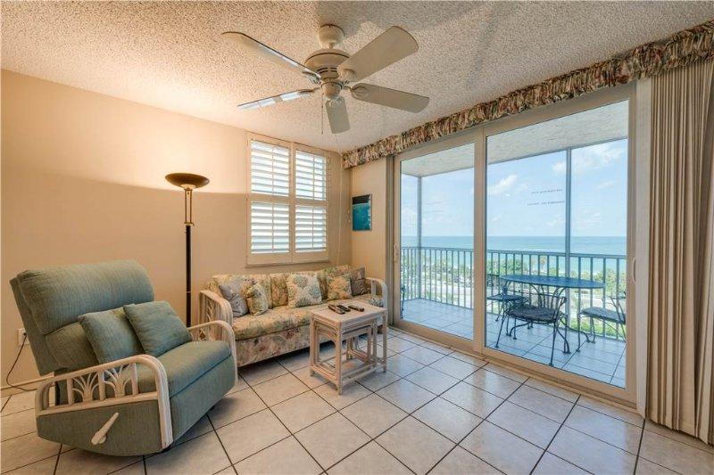 Bonita Beach & Tennis 2706, 1 Bedroom, 7th Floor, Heated Pools, Sleeps 4 - Image 1 - Bonita Springs - rentals