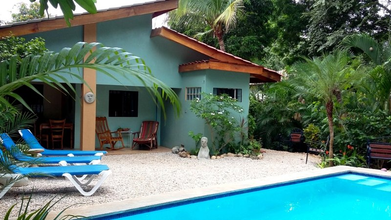Casa de Mañana - Villa with PRIVATE POOL :) - Image 1 - Playa Junquillal - rentals