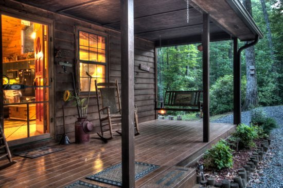 Welcome to Heavenly Peace - Heavenly Peace - Blue Ridge - rentals