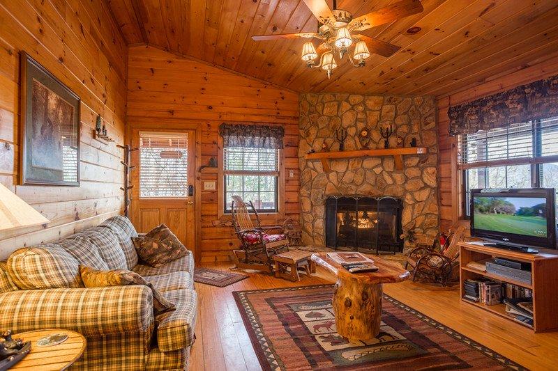 Mountain Top Hideaway - Mountain Top Hideaway - Blue Ridge - rentals